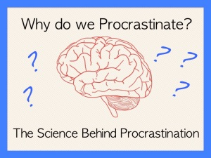 why-do-we-procrastinate