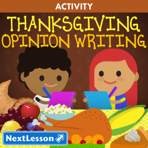 Thanksgiving-Opinion-Writing