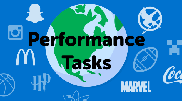 Performance Tasks with Title